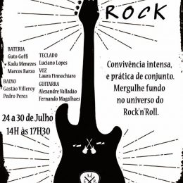 Acampamento do Rock